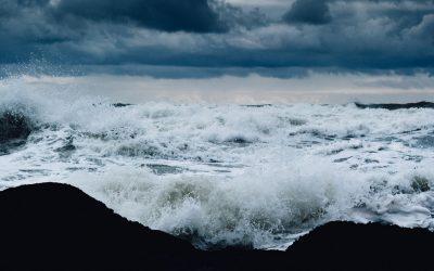 De Heere droeg Richard Mather door de storm