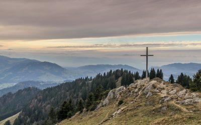 Prof. dr. A. de Reuver: Luther, Christus en het kruis.