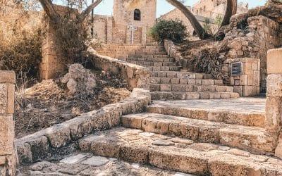Mediteren over Christus' lijden onderweg naar Pasen