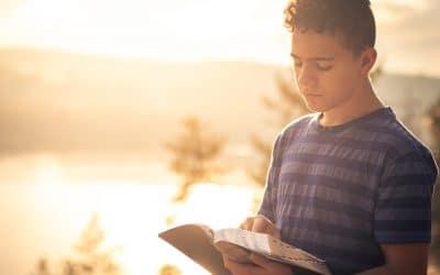 Bijbellezen met jongeren: als heraut, herder en getuige