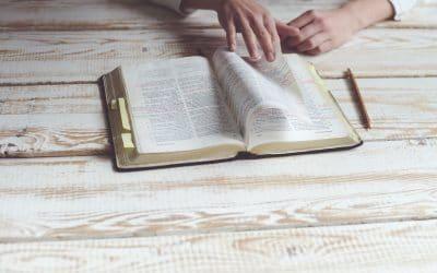 Luisteren als de gemeente van Berea