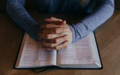 Zeven overwegingen bij gebed
