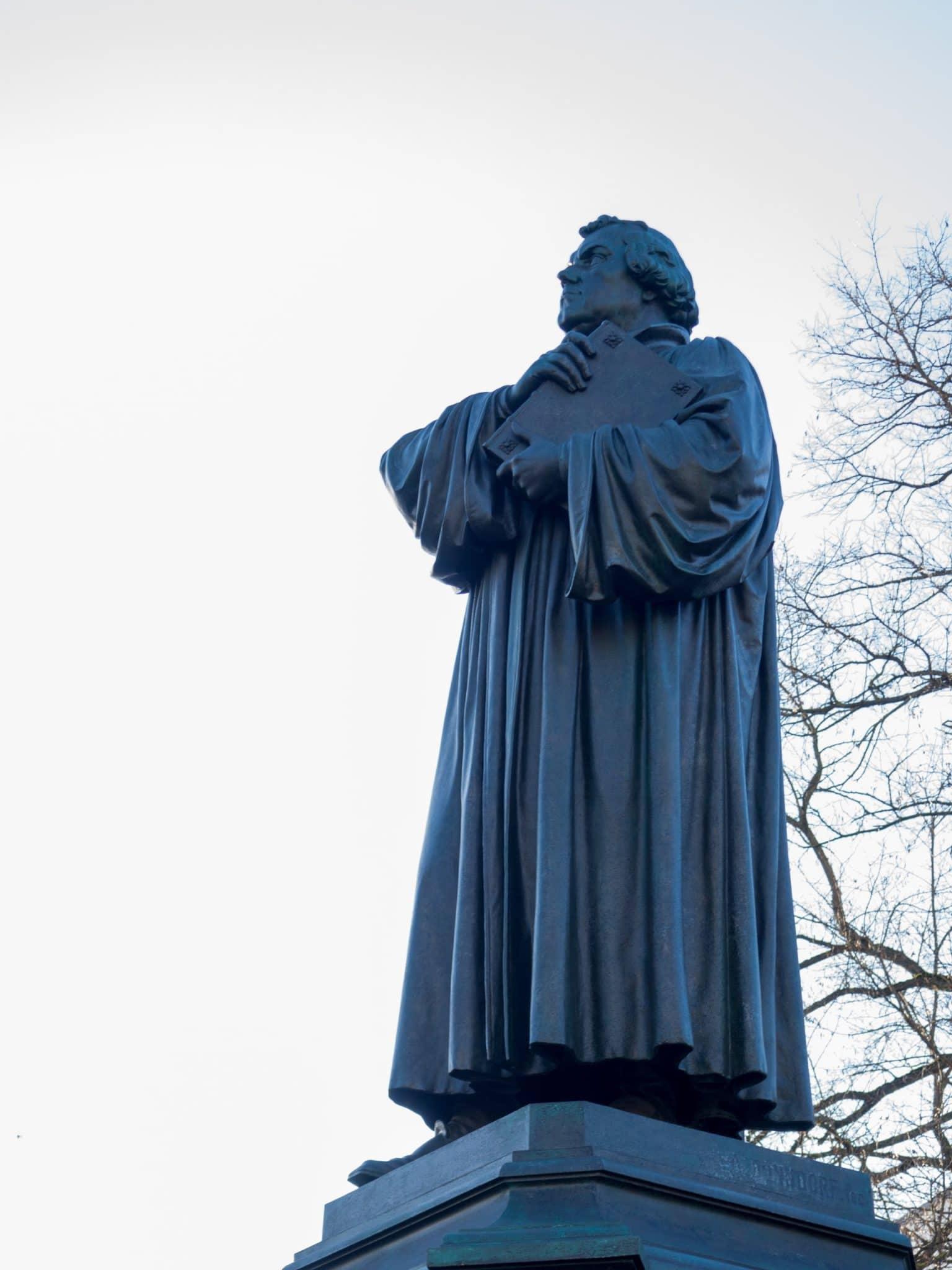 Luther: het kruis